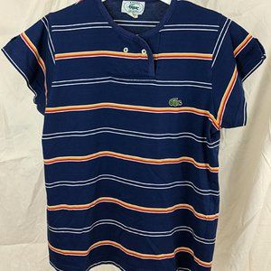 Rare 1980s Vintage Lacoste Tee Size S